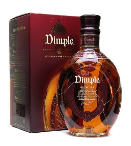 Dimple Whisky 15 years