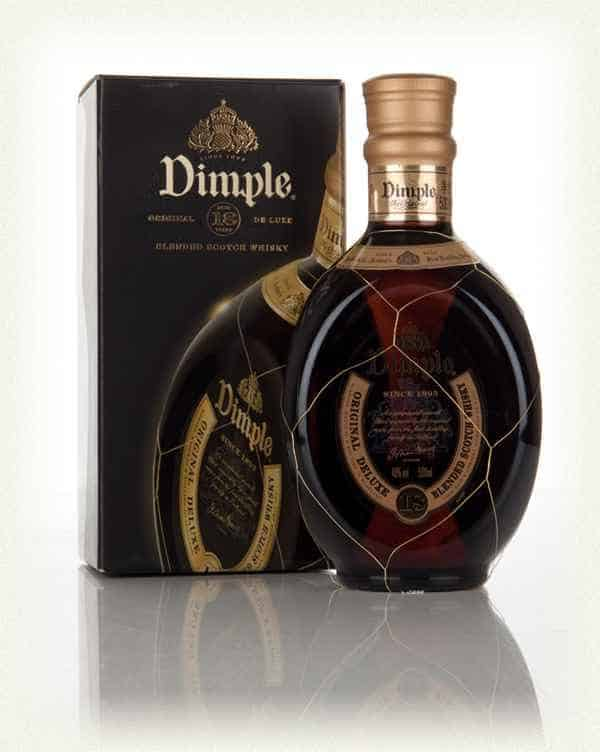 Dimple Whisky 18 Years Original Deluxe