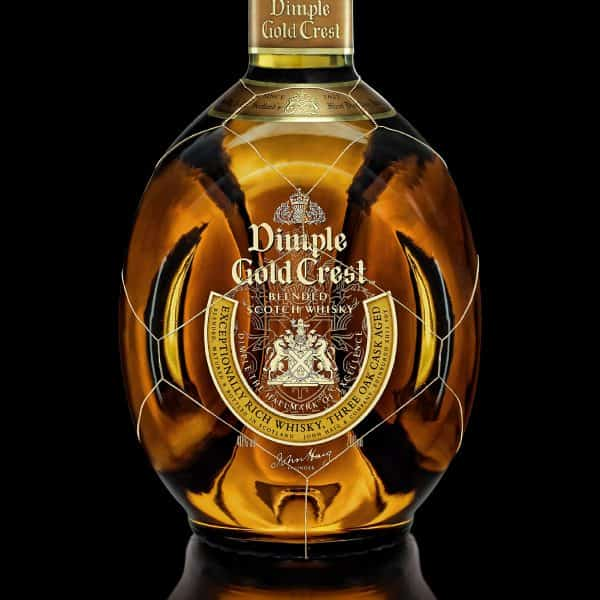 Dimple Whisky Gold Crest